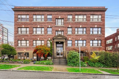 Condo/Townhouse Sold: 1136 13th Ave #202