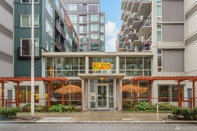 Condo/Townhouse Sold: 2717 Western Ave #238