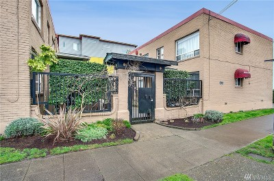 Condo/Townhouse Sold: 120 14th Ave #8