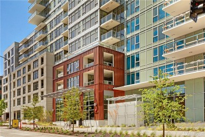 Condo/Townhouse Sold: 588 Bell St #405S