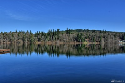 Mount Vernon Single Family Home Sold: 22917 Lakeside Lane