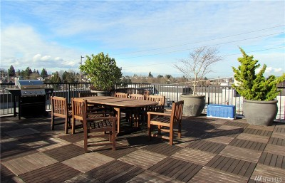 Condo/Townhouse Sold: 1417 Queen Anne Ave N #304
