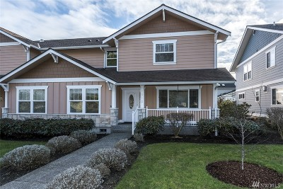Anacortes Condo/Townhouse Sold: 1213 8th St