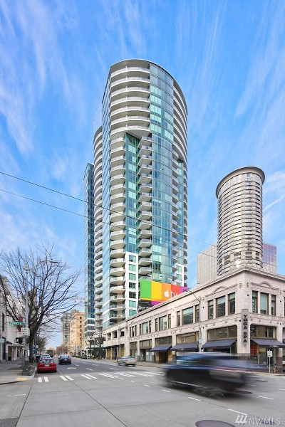Condo/Townhouse Sold: 1920 4th Ave #703