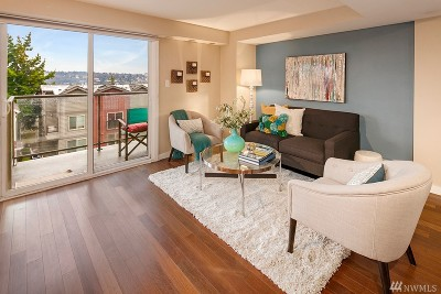Condo/Townhouse Sold: 1525 Taylor Ave N #405