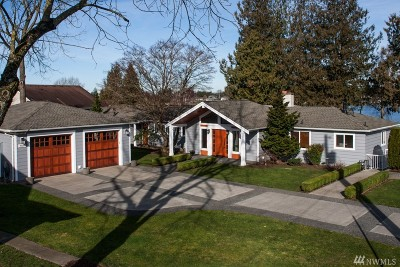 Lynden Single Family Home Sold: 7131 Brent Lane
