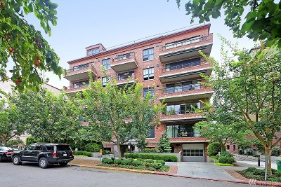 Condo/Townhouse Sold: 1414 1st Ave W #203