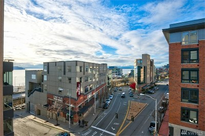 Condo/Townhouse Sold: 2030 Western Ave #506