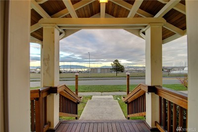 Anacortes Single Family Home Sold: 2702 R Ave