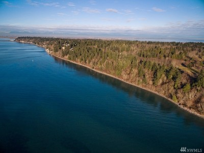 Point Roberts Residential Lots & Land For Sale: Marine Drive