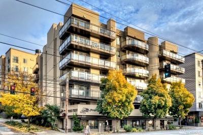 Condo/Townhouse Sold: 1550 Eastlake Ave E #301
