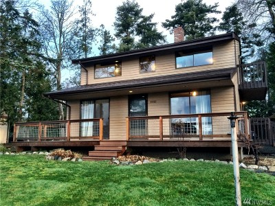 Birch Bay Single Family Home Sold: 5556 Salish Rd