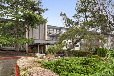Condo/Townhouse Sold: 2500 81st Ave SE #346