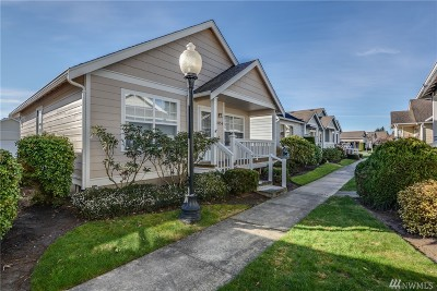 Burlington Condo/Townhouse Sold: 1054 Sinclair Wy #45