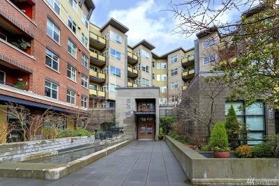 Condo/Townhouse Sold: 5440 Leary Ave NW #329