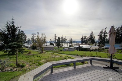 Bow Single Family Home Sold: 10515 Samish Island Rd