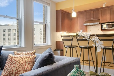 Condo/Townhouse Sold: 1500 4th Ave #702
