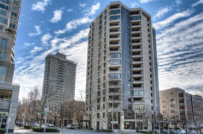 Condo/Townhouse Sold: 2621 2nd Ave #704