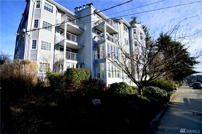Condo/Townhouse Sold: 722 N 85th St #22