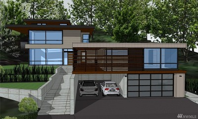 Mercer Island Residential Lots & Land For Sale: 38 West Mercer