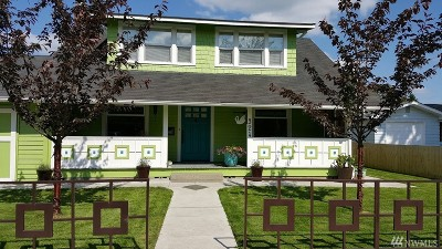 Single Family Home Sold: 324 N St