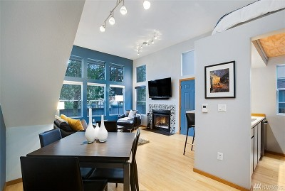 Condo/Townhouse Sold: 1819 17th Ave #1