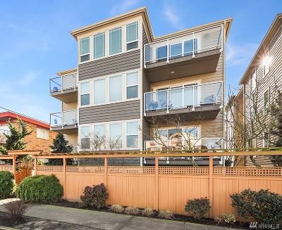 Condo/Townhouse Sold: 2413 NW 59th St #303E