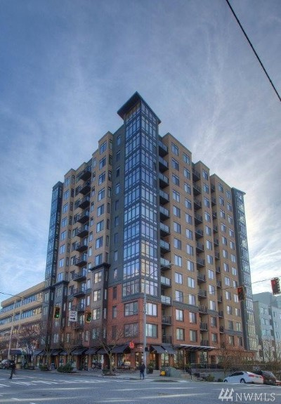 Condo/Townhouse Sold: 2721 1st Ave #610
