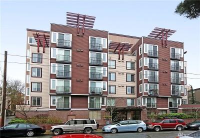 Condo/Townhouse Sold: 124 Bellevue Ave E #607