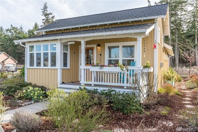 Coupeville Condo/Townhouse Sold: 502 NW Krueger St #A