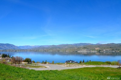 Chelan, Chelan Falls, Entiat, Manson, Brewster, Bridgeport, Orondo Residential Lots & Land For Sale: 260 Bene Vista Lane