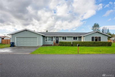 Nooksack Single Family Home Sold: 209 Hertel Wy
