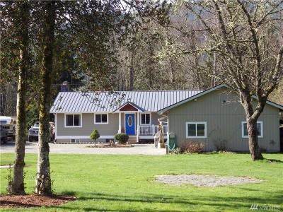 Sedro Woolley Single Family Home Sold: 24319 Duvall Dr