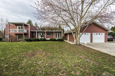 Sedro Woolley Single Family Home Sold: 501 Marshall Ave