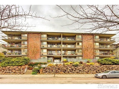 Condo/Townhouse Sold: 732 11 Ave E #401