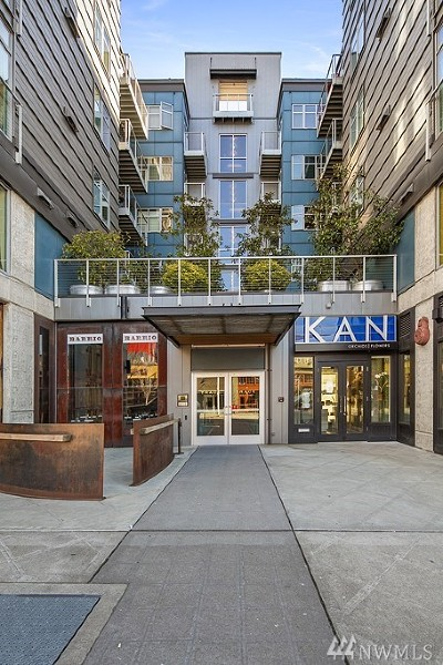 Condo/Townhouse Sold: 1414 12th Ave #620