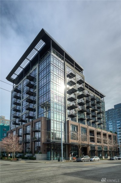 Condo/Townhouse Sold: 2720 3rd Ave #710