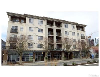 Condo/Townhouse Sold: 111 108th Ave NE #A211