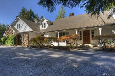 Shelton Single Family Home Sold: 531 SE Cole Rd