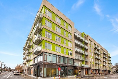 Condo/Townhouse Sold: 1760 NW 56th St #614