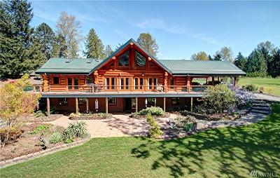 Mount Vernon Single Family Home Sold: 23356 Bulson Rd