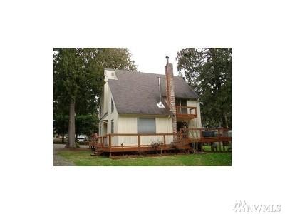 Ferndale Single Family Home Sold: 4558 Lake Terrell Rd