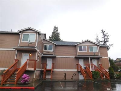 Condo/Townhouse Sold: 7220 Rainier Dr #106