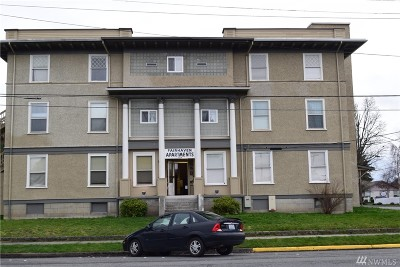 Burlington Multi Family Home Sold: 1133 E Fairhaven Ave #1-14