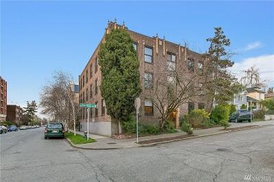 Condo/Townhouse Sold: 404 E Harrison St #101