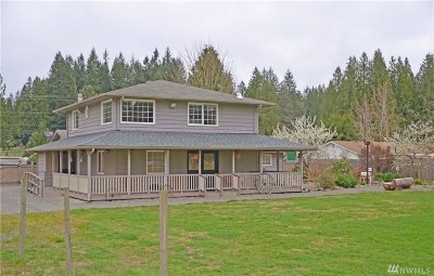 Arlington WA Single Family Home For Sale: $479,950