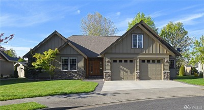 Lynden Single Family Home Sold: 1241 Turnberry Ct
