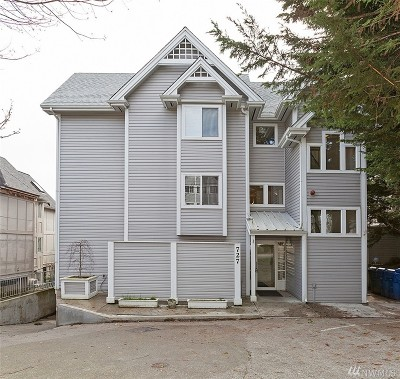 Condo/Townhouse Sold: 727 N 85th St #102