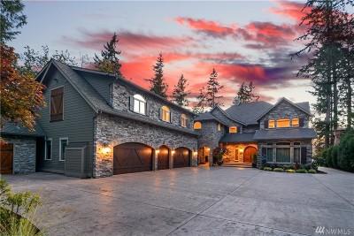 Single Family Home For Sale: 23689 Aldo Rd NW