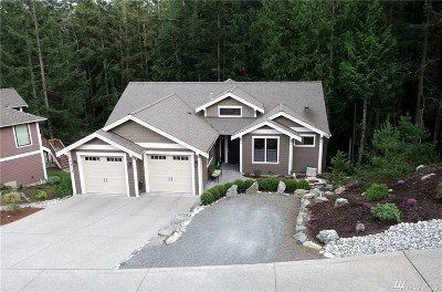 Skagit County Single Family Home Sold: 2617 Berentson Ct